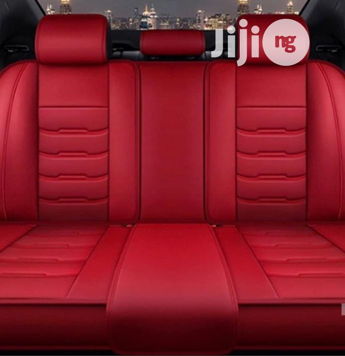Universal Seat Cover -red | Vehicle Parts & Accessories for sale in Kosofe, Lagos State, Nigeria