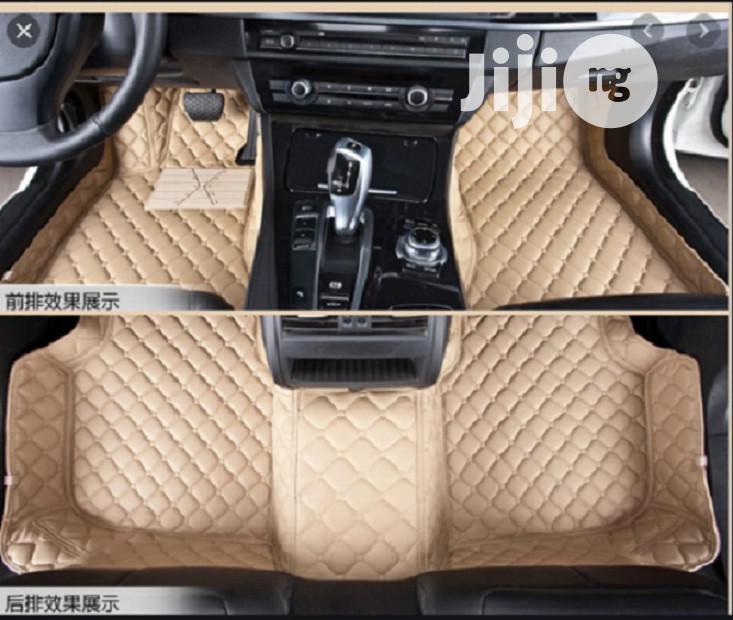 9D Tiles/Luxury Car Floormat