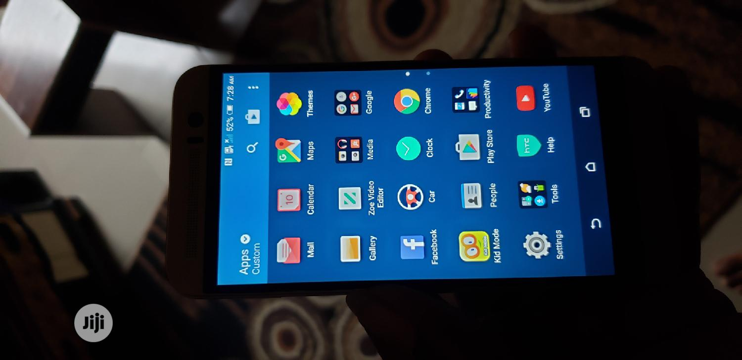 HTC One M9 Plus 32 GB Gold | Mobile Phones for sale in Ikeja, Lagos State, Nigeria