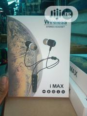 Imax Bluetooth Headphones | Headphones for sale in Lagos State, Ikeja