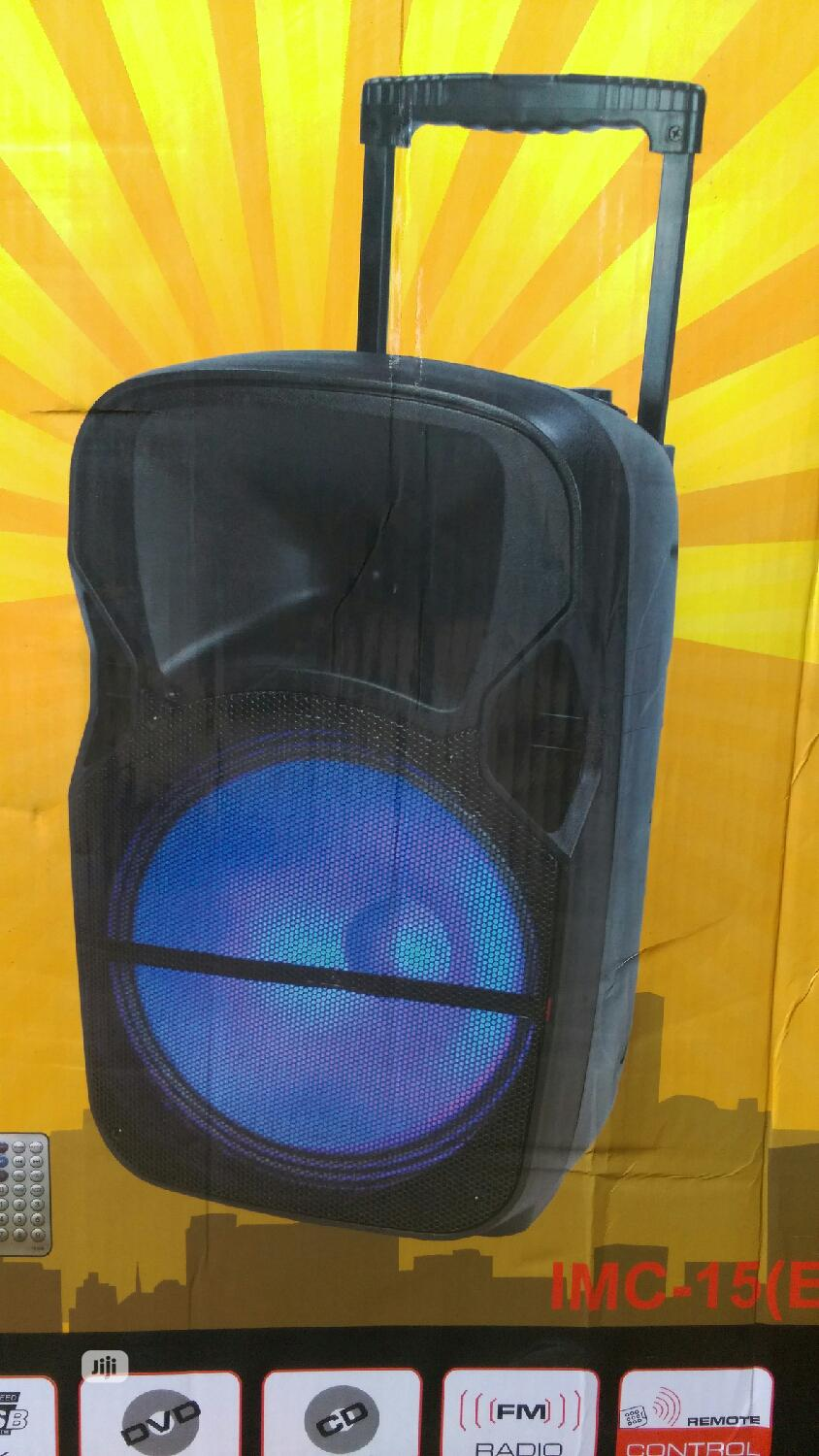 """Rechargeable Imc 15"""" Pa System   Audio & Music Equipment for sale in Surulere, Lagos State, Nigeria"""