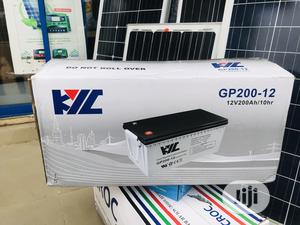 200ah 12volts KYL Deep Cycle Solar Battery   Solar Energy for sale in Edo State, Benin City