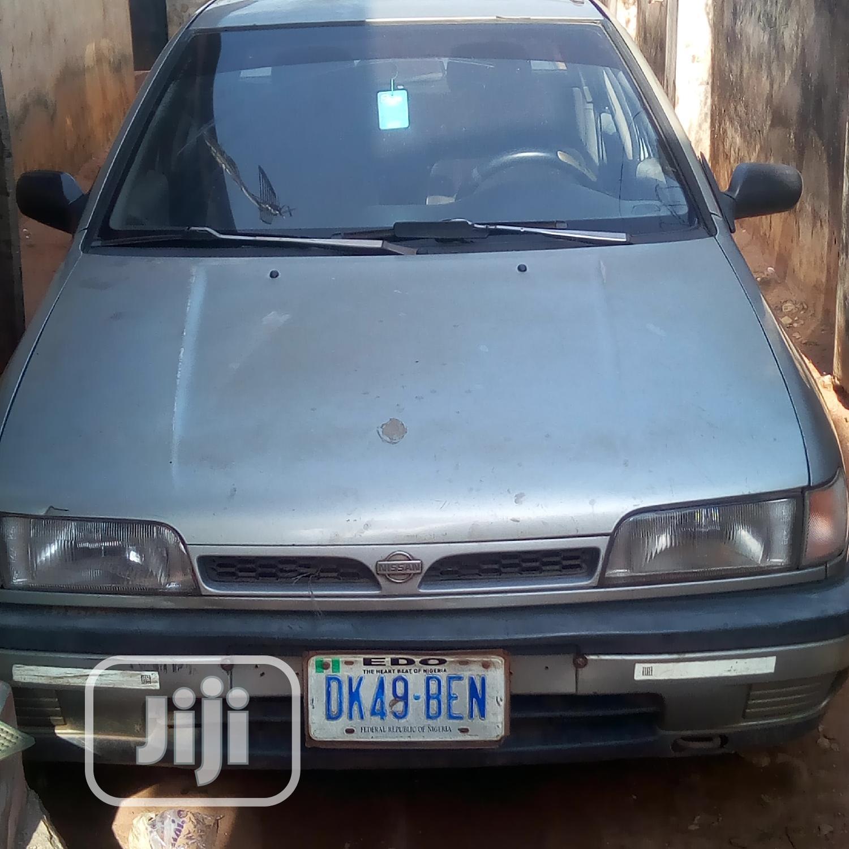 Archive: Nissan Sunny 1992 Wagon Gray
