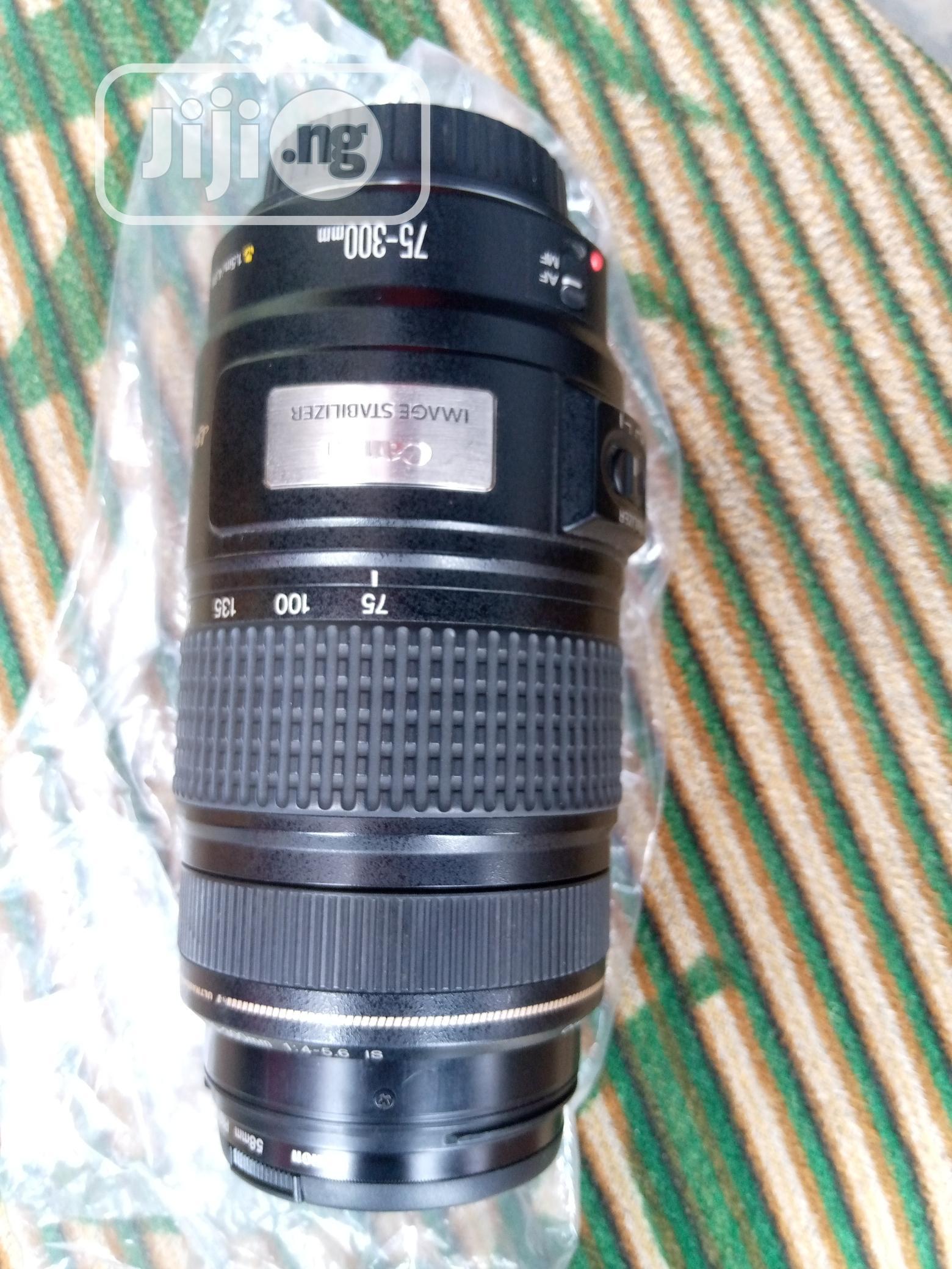 Canon Lens 75-300mm