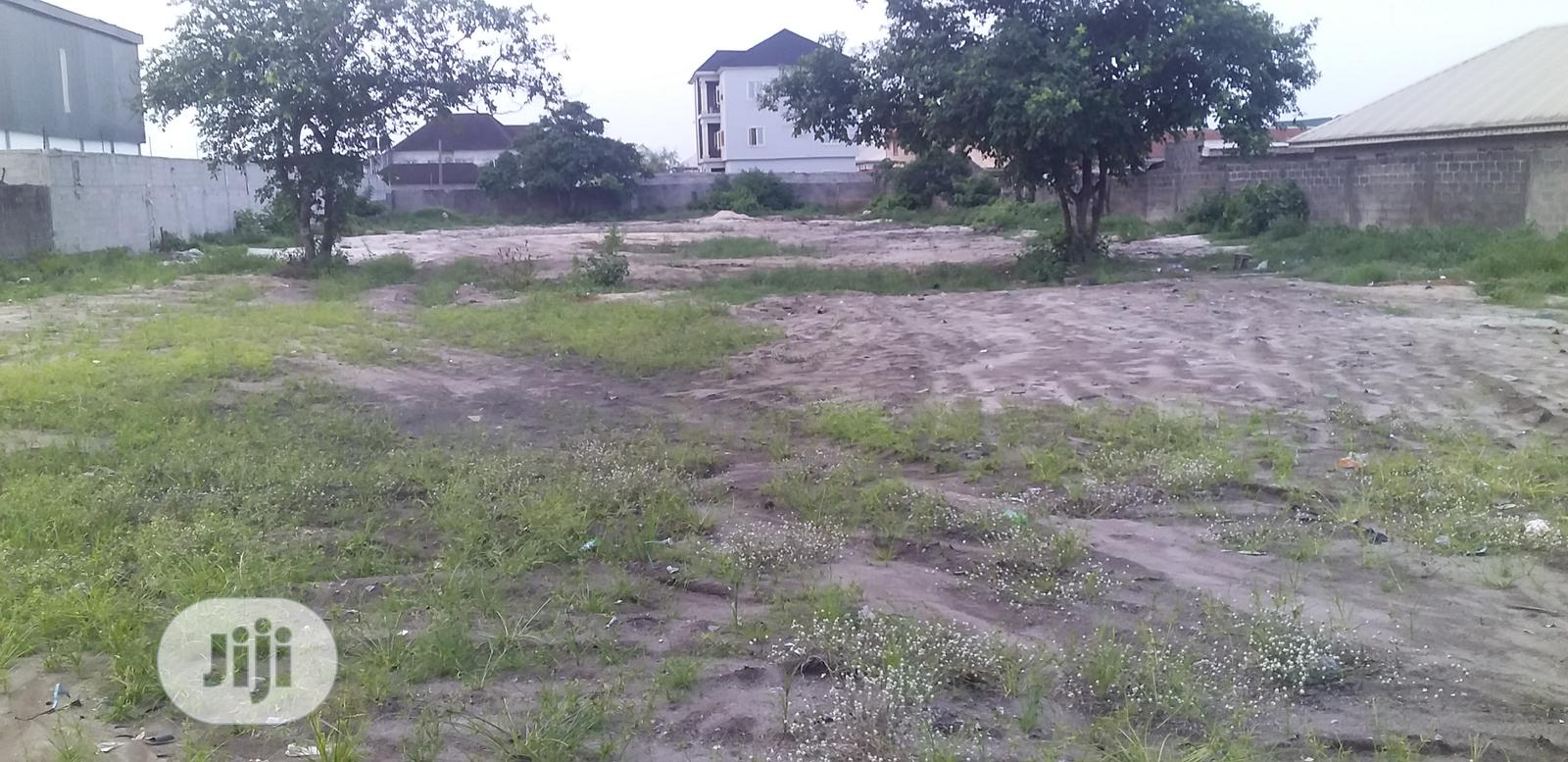 Six Plots of Land Facing Lekki-Epe Express With Governor's Consent