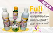 Dyna-d Organic Chebe Hair Combo | Hair Beauty for sale in Lagos State, Shomolu