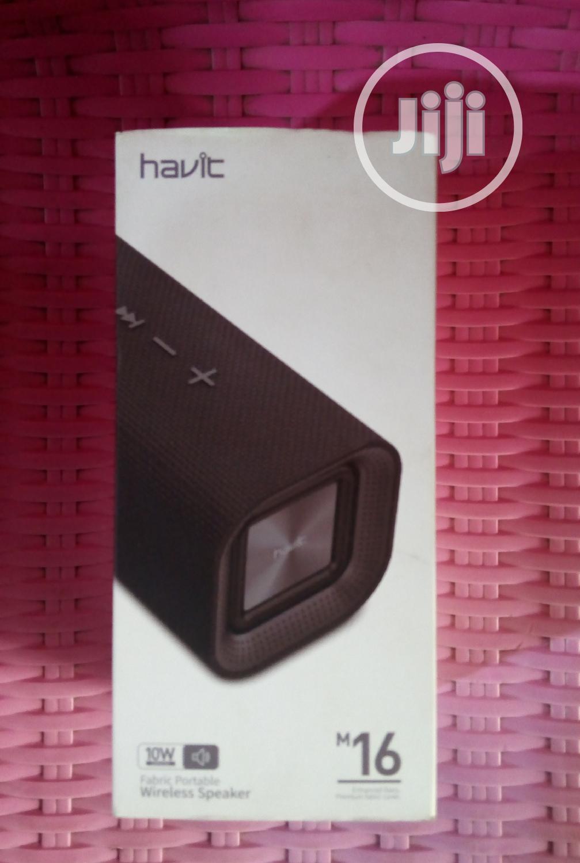 Havit 16 10w Portable Wireless Speaker M16 9500