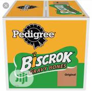 Pro Pedigree Food Puppy Adult Dogs Cruchy Dry Food Top Quality | Pet's Accessories for sale in Lagos State, Ojo