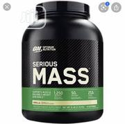Optimum Nutrition Mass Gainer, Vanilla 6lbs / 2.72 Kg | Vitamins & Supplements for sale in Lagos State, Ikeja