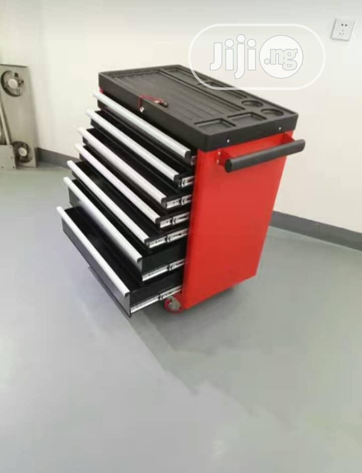 7 Drawer Tools Box