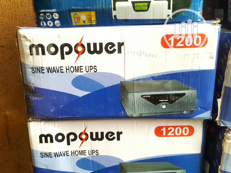 1200w Mopower Inverter