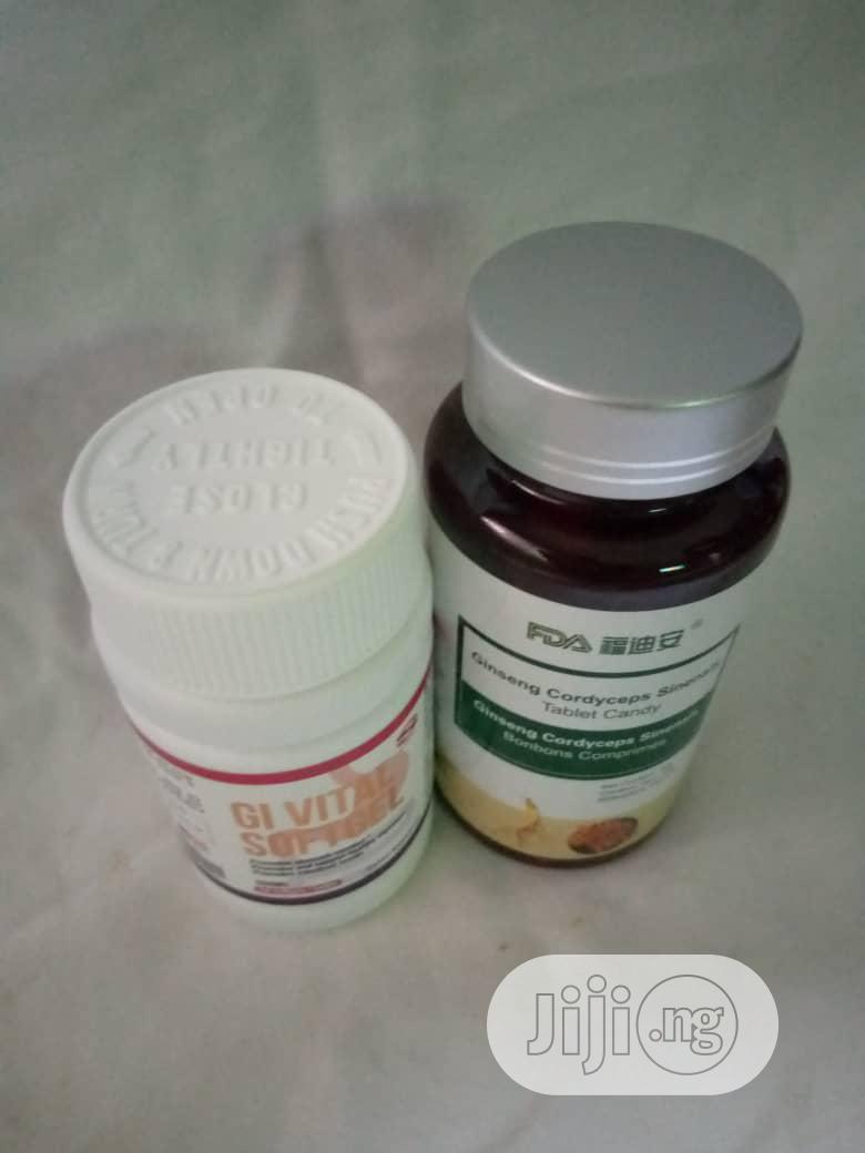 Soft Ginseng Cordyceps Sinensis Tablet
