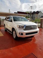 Toyota Sequoia 2008 White | Cars for sale in Lagos State, Ajah