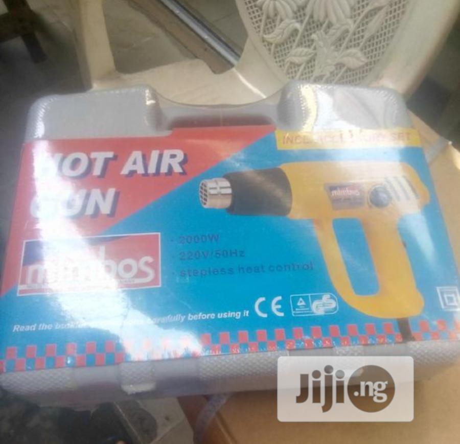 Hot Air Gum