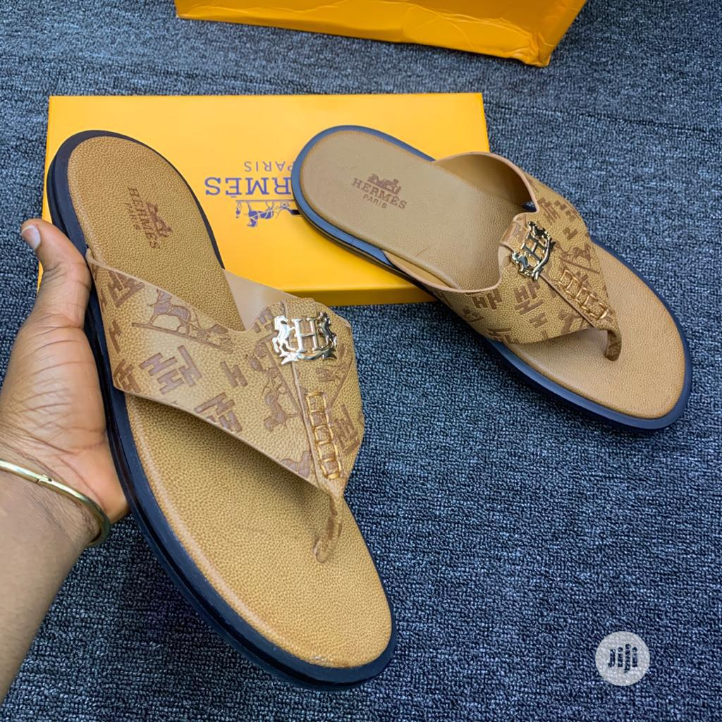 Exclusive Hermes Slippers