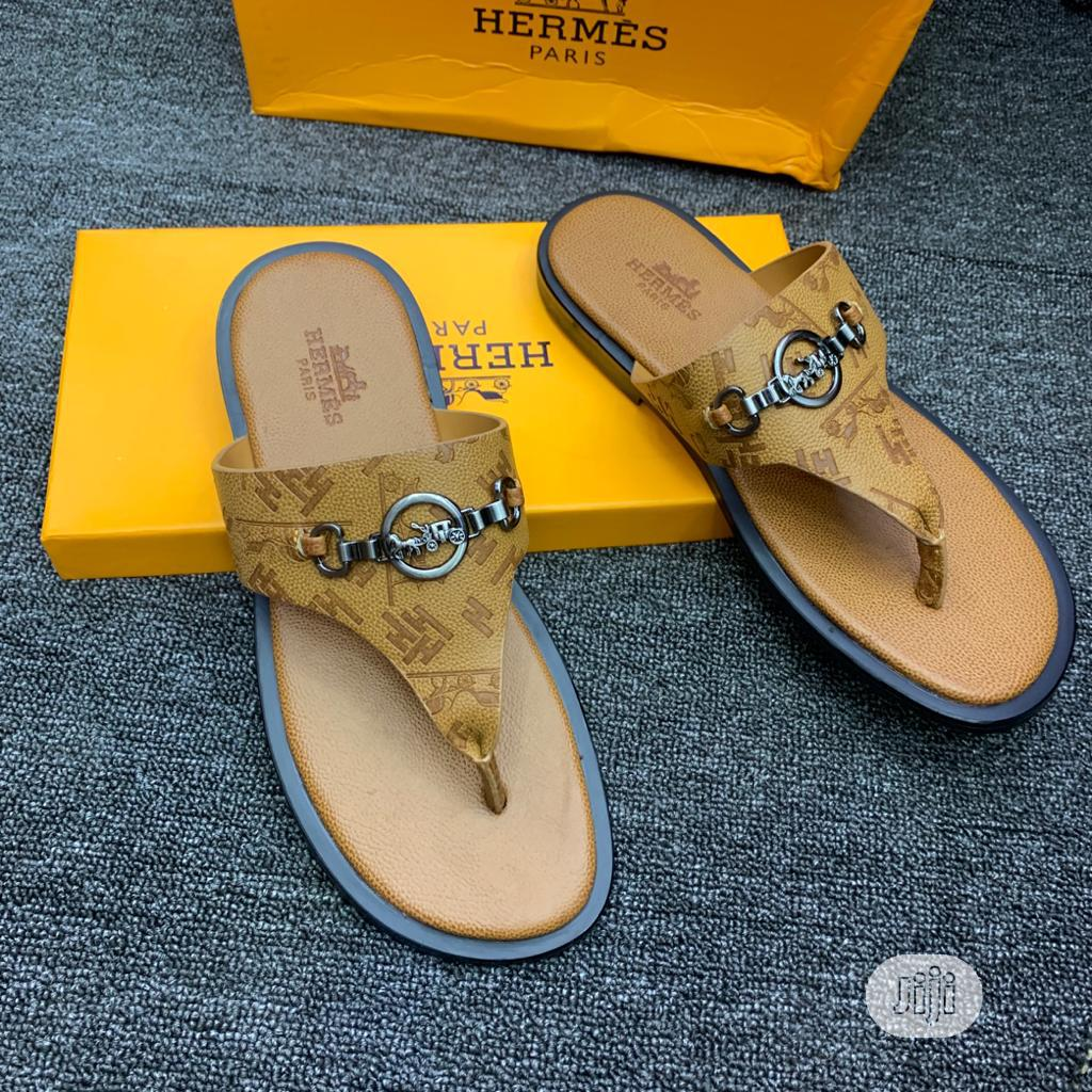 Exclusive Hermes Slippers   Shoes for sale in Lagos Island, Lagos State, Nigeria