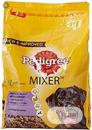 Pedigree Food Puppy Adult Dogs Cruchy Dry Food Top Quality | Pet's Accessories for sale in Lagos State, Ifako-Ijaiye