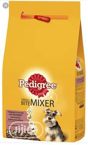 Pedigree Food Puppy Adult Dogs Cruchy Dry Food Top Quality | Pet's Accessories for sale in Lagos State, Ikotun/Igando