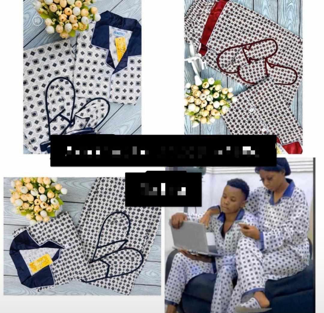 Archive: 2in1unisex Pyjamas With an Indoor Footwear