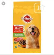 Pedigree Food Puppy Adult Dogs Cruchy Dry Food Top Quality | Pet's Accessories for sale in Lagos State, Magodo
