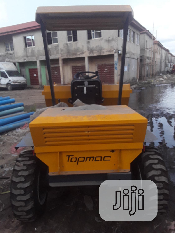 1.5ton Site Dumper Machine | Heavy Equipment for sale in Lagos Island (Eko), Lagos State, Nigeria