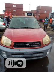 Toyota RAV4 Automatic 2003 Orange | Cars for sale in Lagos State, Apapa