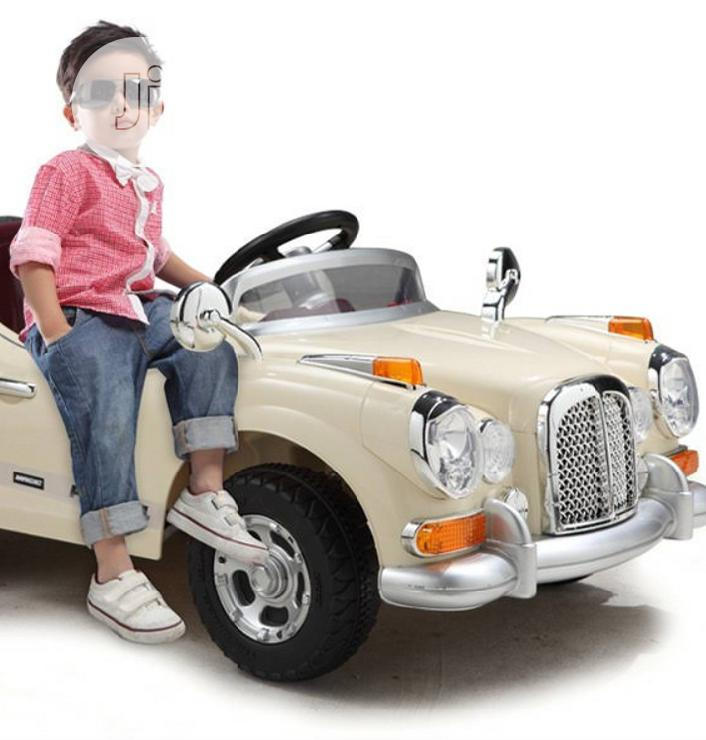 Roys Royce Children Car
