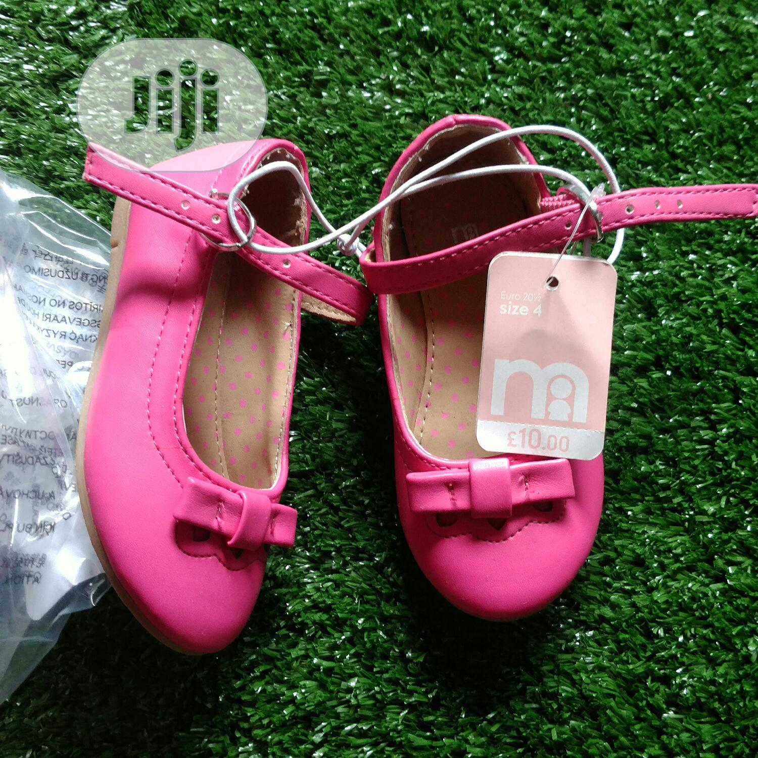 Mothercare Pink 🐩 Shoes