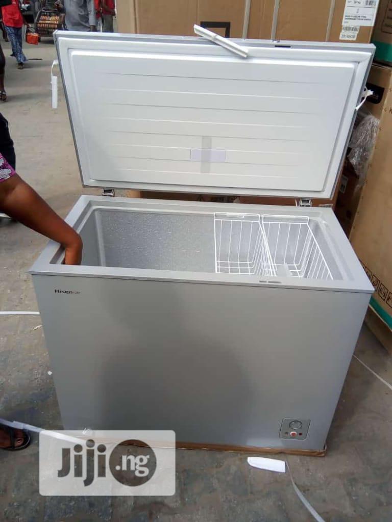 Hisense Freezer 260SH