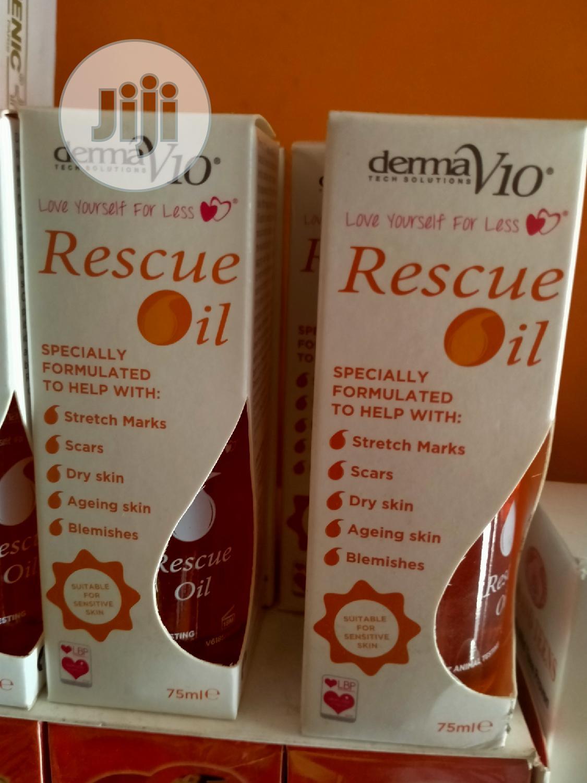 Rescue Oil