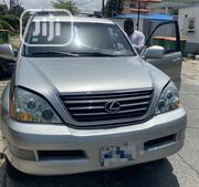 Lexus GX 470 Sport Utility 2005 Silver | Cars for sale in Lagos State, Victoria Island