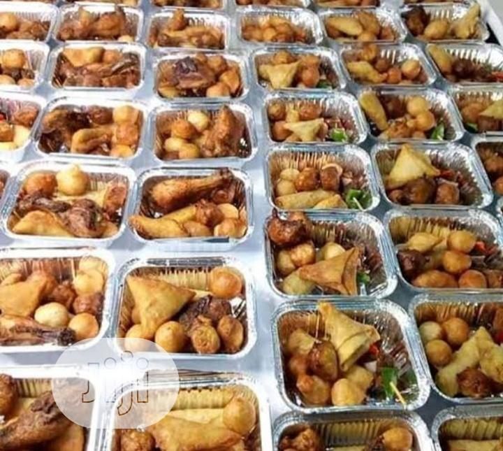 Archive: Small Chops In Large Quantity