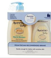Aveeno Wash And Shampoo 976ml | Baby & Child Care for sale in Ondo State, Akure