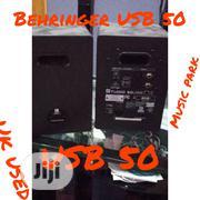 USB 50 Studio Monitors   Audio & Music Equipment for sale in Lagos State, Oshodi-Isolo