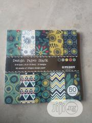 50 Design Paper Stack | Stationery for sale in Lagos State, Surulere