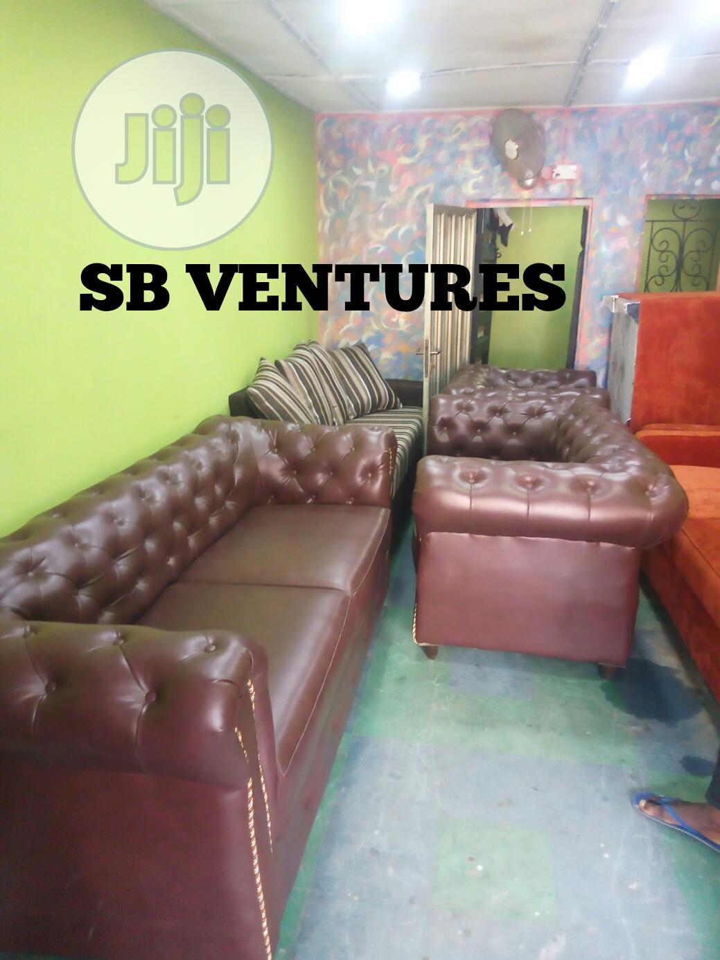 7 Sitter Home/Office Sofa