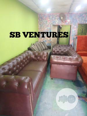 7 Sitter Home/Office Sofa   Furniture for sale in Lagos State, Isolo
