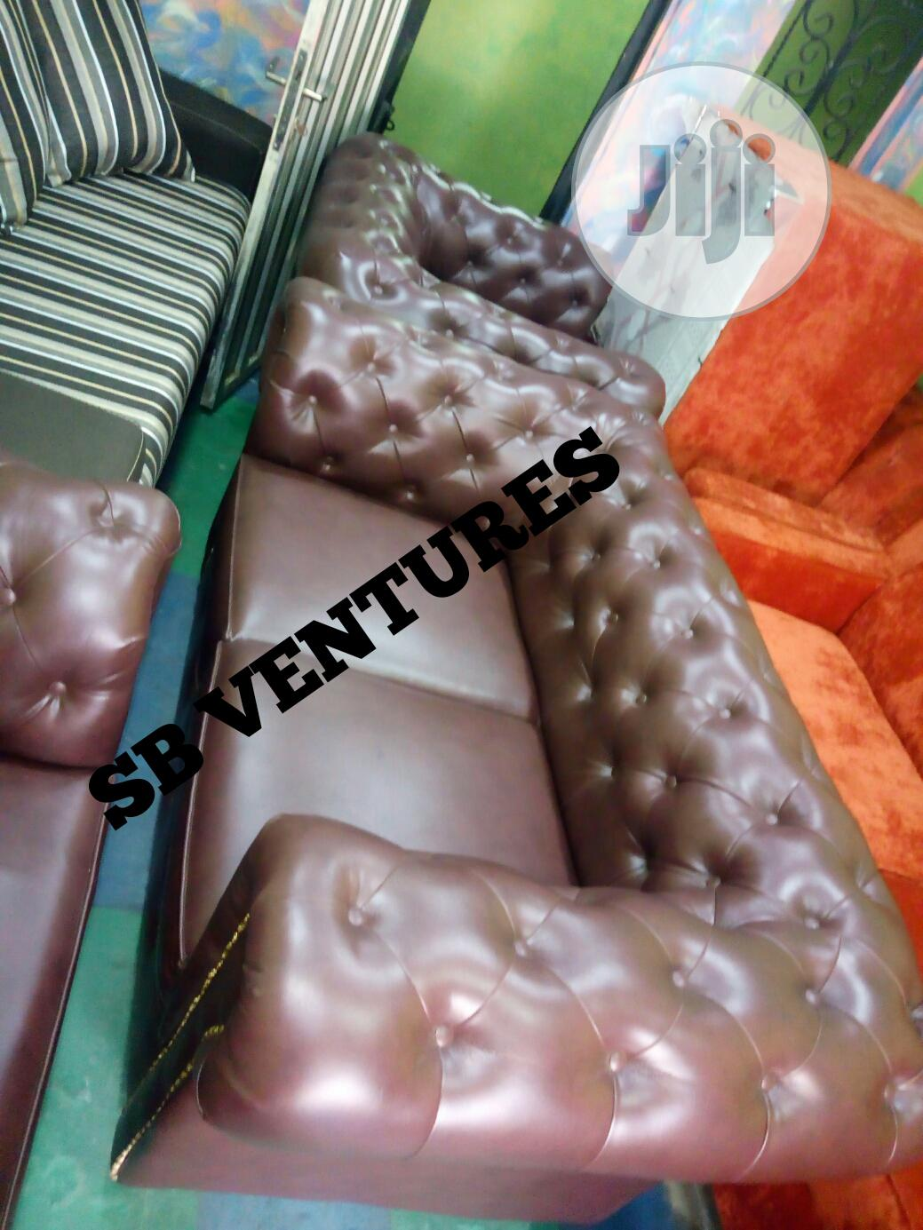 7 Sitter Home/Office Sofa | Furniture for sale in Isolo, Lagos State, Nigeria