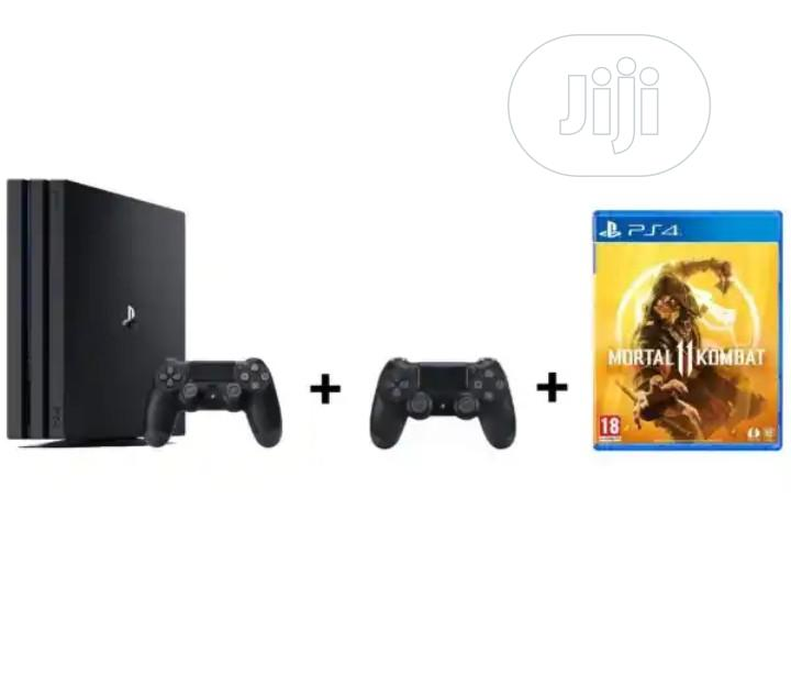 Brand New PS4 Games Consoles + Extra Game Controller