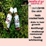 Virgin Coconut Oil | Skin Care for sale in Anambra State, Onitsha