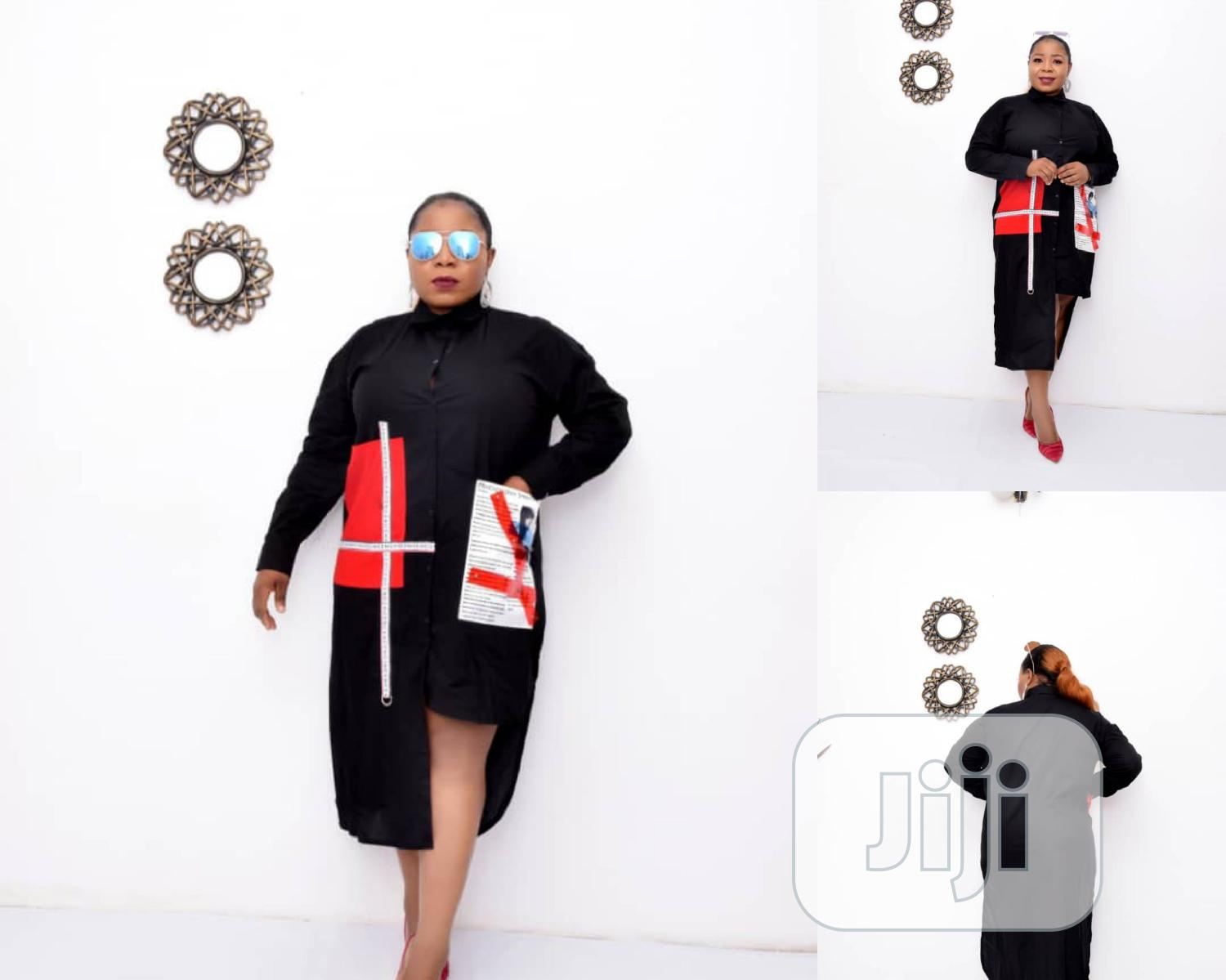 Turkey Casual Shirt Dress | Clothing for sale in Lagos Island, Lagos State, Nigeria
