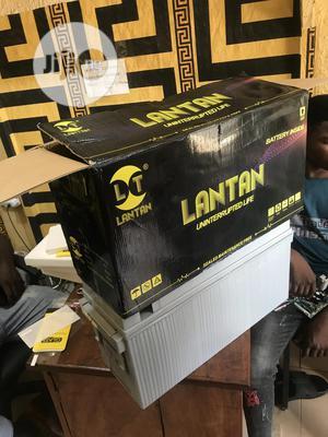 200ah 12volts Lantan Deep Cycle Solar Battery   Solar Energy for sale in Lagos State, Lekki