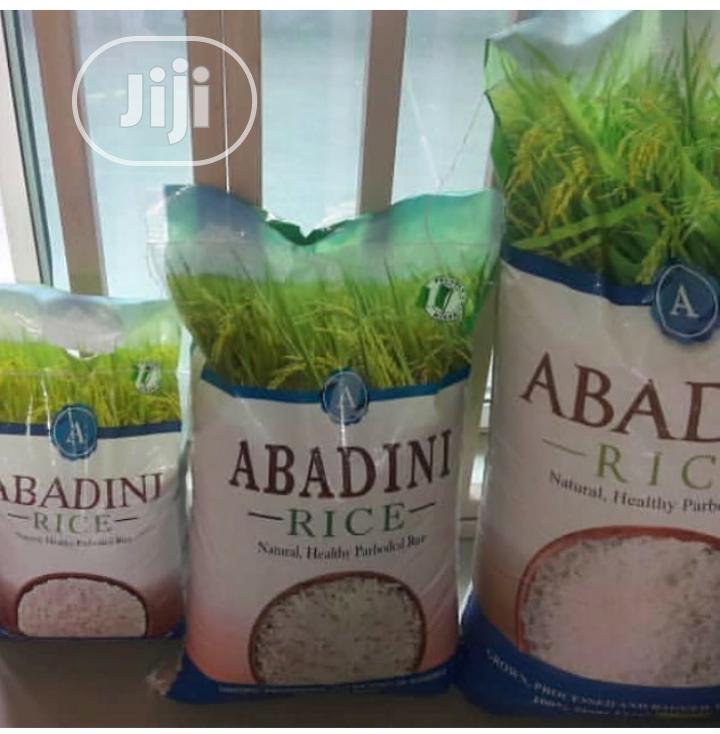 Abadini Rice
