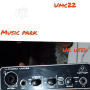 Euphoria Soundcard Um22   Audio & Music Equipment for sale in Lagos State, Oshodi-Isolo