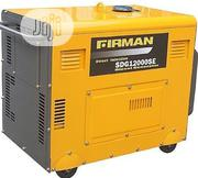 Sumec Firman 8.4 KVA SDG 12000E Generator   Electrical Equipment for sale in Lagos State, Ikeja