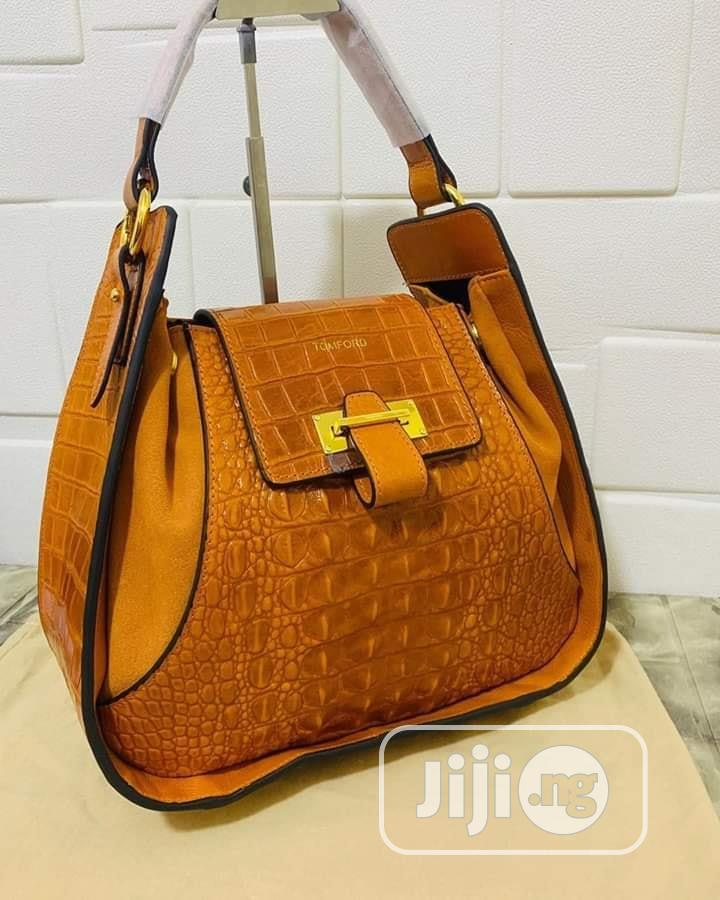 Original Italian Designer Leather Bags by Tom Ford. | Bags for sale in Isolo, Lagos State, Nigeria