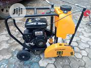 "Road Cutting Machine 14"" S N K Power With Robin Engine Black 