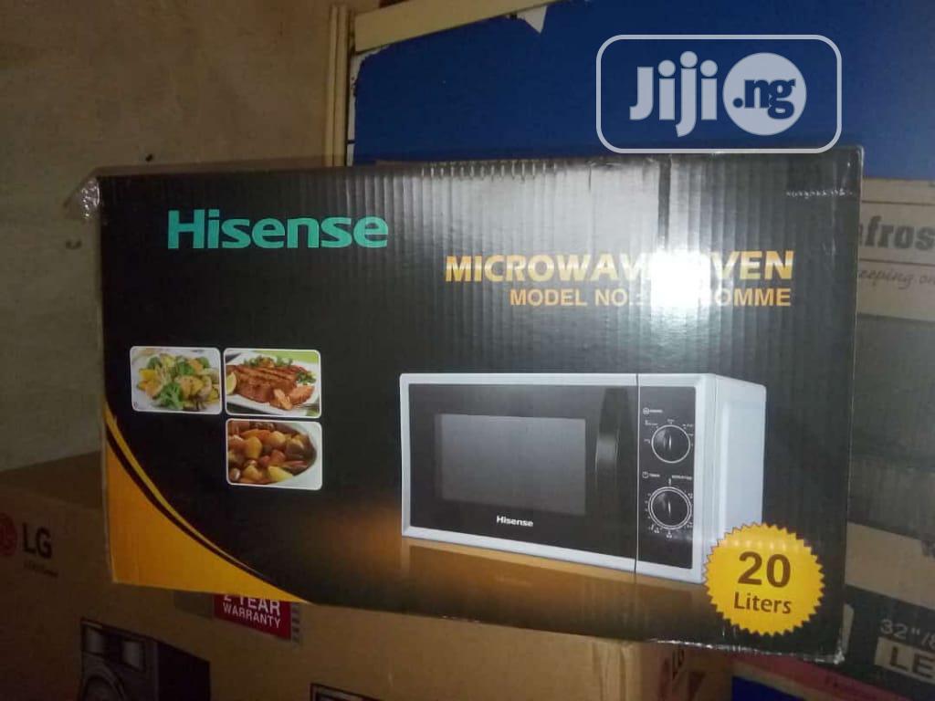 Hisense Microwave 20L Mwo 20momme