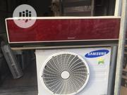 1.5hp Samsung Glass Face Air Conditioner | Home Appliances for sale in Lagos State, Ojo