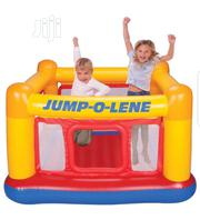 Intex Inflatable Play House Jump-o-lene Multi Colour | Toys for sale in Lagos State, Alimosho